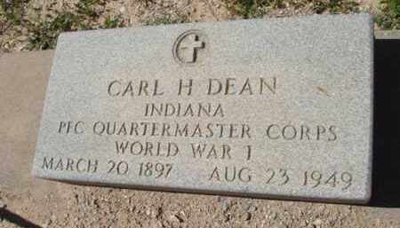 DEAN, CARL H. - Pima County, Arizona | CARL H. DEAN - Arizona Gravestone Photos
