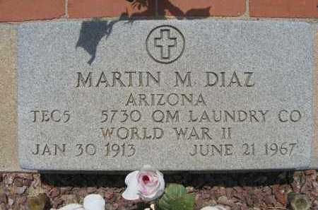 DIAZ, MARIN M. - Pima County, Arizona | MARIN M. DIAZ - Arizona Gravestone Photos