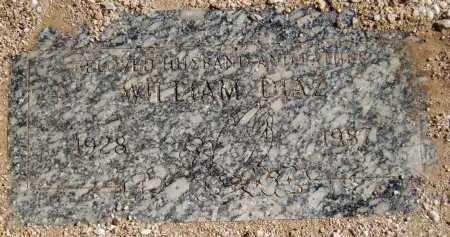 DIAZ, WILLIAM - Pima County, Arizona | WILLIAM DIAZ - Arizona Gravestone Photos