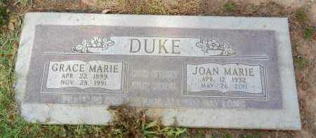 DUKE, JOAN MARIE - Pima County, Arizona | JOAN MARIE DUKE - Arizona Gravestone Photos
