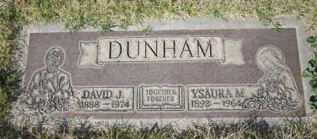 DUNHAM, YSAURA M - Pima County, Arizona | YSAURA M DUNHAM - Arizona Gravestone Photos