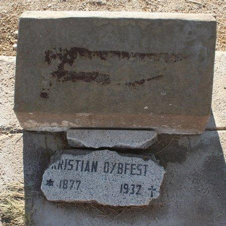 DYBFEST, KRISTIAN JOACUM - Pima County, Arizona | KRISTIAN JOACUM DYBFEST - Arizona Gravestone Photos
