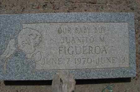FIGUEROA, JUANITO M. - Pima County, Arizona | JUANITO M. FIGUEROA - Arizona Gravestone Photos