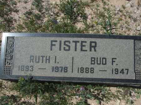 FISTER, RUTH I. - Pima County, Arizona | RUTH I. FISTER - Arizona Gravestone Photos