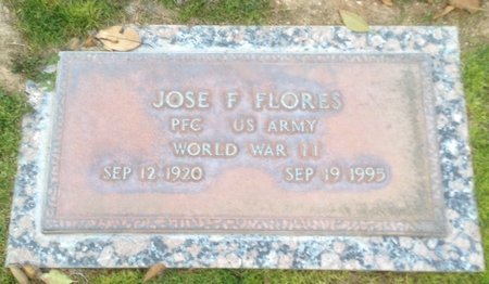 FLORES, JOSE F - Pima County, Arizona | JOSE F FLORES - Arizona Gravestone Photos