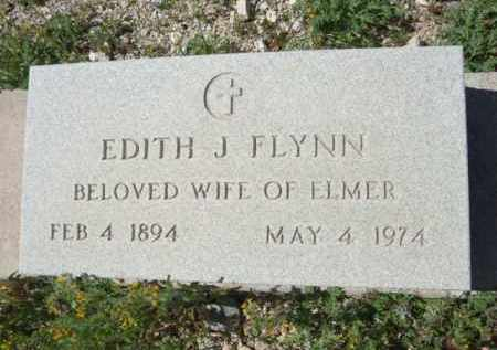 FLYNN, EDITH J. - Pima County, Arizona | EDITH J. FLYNN - Arizona Gravestone Photos