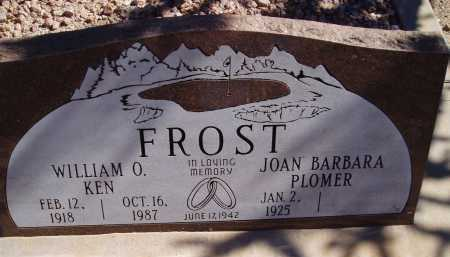 PLOMER FROST, JOAN BARBARA - Pima County, Arizona | JOAN BARBARA PLOMER FROST - Arizona Gravestone Photos