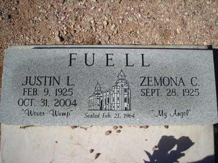 FUELL, JUSTIN L. - Pima County, Arizona   JUSTIN L. FUELL - Arizona Gravestone Photos