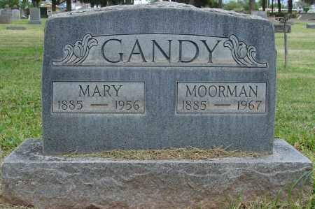 BROWN GANDY, MARY - Pima County, Arizona   MARY BROWN GANDY - Arizona Gravestone Photos