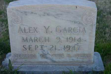 GARCIA, ALEX Y. - Pima County, Arizona | ALEX Y. GARCIA - Arizona Gravestone Photos