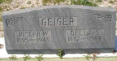 GEIGER, JOSEPH W. - Pima County, Arizona | JOSEPH W. GEIGER - Arizona Gravestone Photos