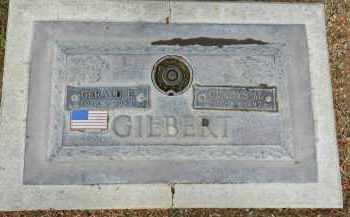 GILBERT, GERALD E. - Pima County, Arizona | GERALD E. GILBERT - Arizona Gravestone Photos