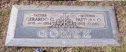 GOMEZ, PASTORA - Pima County, Arizona | PASTORA GOMEZ - Arizona Gravestone Photos