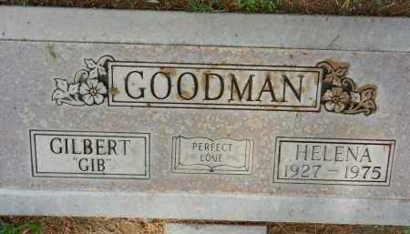 "GOODMAN, GILBERT ""GIB"" - Pima County, Arizona   GILBERT ""GIB"" GOODMAN - Arizona Gravestone Photos"