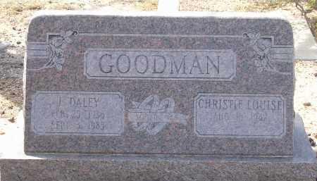 GOODMAN, CHRISTIE LOUISE - Pima County, Arizona | CHRISTIE LOUISE GOODMAN - Arizona Gravestone Photos