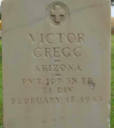 GREGG, VICTOR - Pima County, Arizona | VICTOR GREGG - Arizona Gravestone Photos