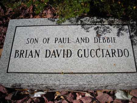 GUCCIARDO, BRIAN DAVID - Pima County, Arizona | BRIAN DAVID GUCCIARDO - Arizona Gravestone Photos