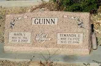 GUINN, TEWANDA L. - Pima County, Arizona | TEWANDA L. GUINN - Arizona Gravestone Photos