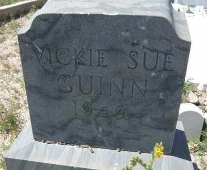 GUINN, VICKIE SUE - Pima County, Arizona | VICKIE SUE GUINN - Arizona Gravestone Photos