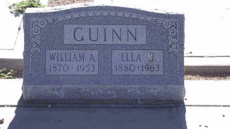 FAIN GUINN, ELLA J. - Pima County, Arizona | ELLA J. FAIN GUINN - Arizona Gravestone Photos
