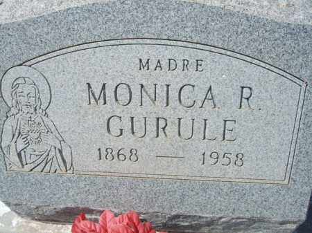 GURULE, MONICA R. - Pima County, Arizona | MONICA R. GURULE - Arizona Gravestone Photos