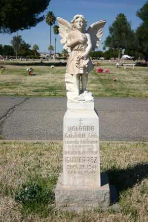 GUTIERREZ, YOLANDA GLENDA LEE - Pima County, Arizona | YOLANDA GLENDA LEE GUTIERREZ - Arizona Gravestone Photos