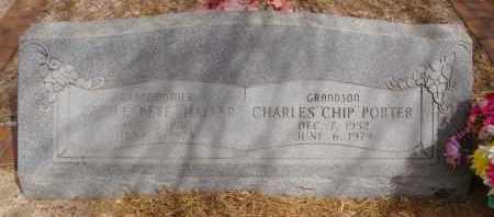 PORTER, CHARLES - Pima County, Arizona | CHARLES PORTER - Arizona Gravestone Photos