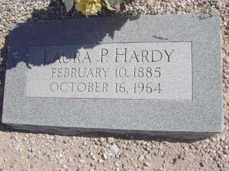 HARDY, LAURA P. - Pima County, Arizona | LAURA P. HARDY - Arizona Gravestone Photos