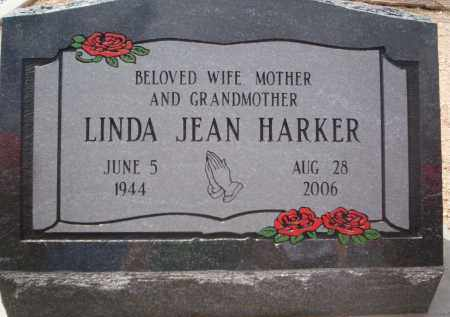 HARKER, LINDA JEAN - Pima County, Arizona | LINDA JEAN HARKER - Arizona Gravestone Photos