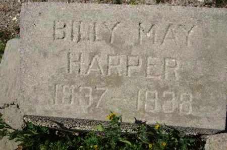 HARPER, BILLY MAY - Pima County, Arizona | BILLY MAY HARPER - Arizona Gravestone Photos