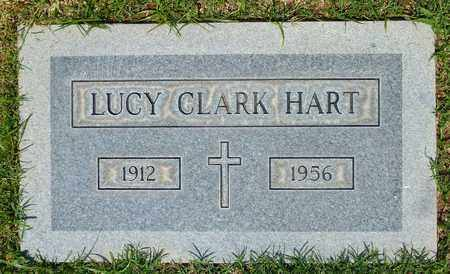 CLARK HART, LUCY - Pima County, Arizona | LUCY CLARK HART - Arizona Gravestone Photos