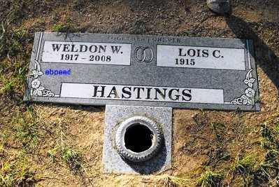HASTINGS, WALDON W. - Pima County, Arizona | WALDON W. HASTINGS - Arizona Gravestone Photos