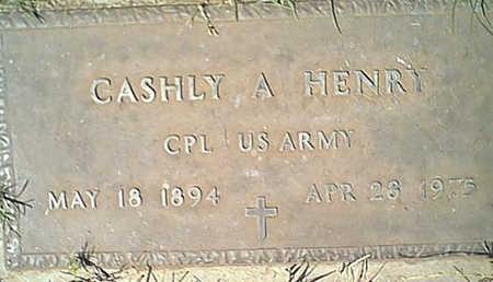 HENRY, CASHLEY - Pima County, Arizona   CASHLEY HENRY - Arizona Gravestone Photos