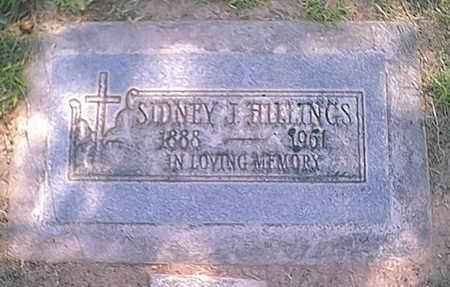 HILLINGS, SIDNEY - Pima County, Arizona   SIDNEY HILLINGS - Arizona Gravestone Photos