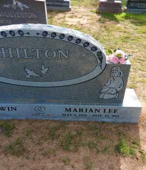 HILTON, MARIAN LEE - Pima County, Arizona | MARIAN LEE HILTON - Arizona Gravestone Photos