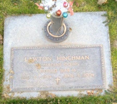 HINCHMAN, LAWTON - Pima County, Arizona | LAWTON HINCHMAN - Arizona Gravestone Photos