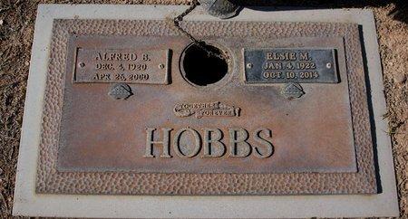 HOBBS, ALFRED BACON - Pima County, Arizona | ALFRED BACON HOBBS - Arizona Gravestone Photos