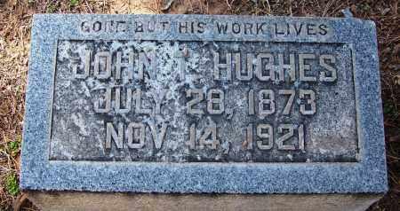 HUGHES, JOHN T. - Pima County, Arizona | JOHN T. HUGHES - Arizona Gravestone Photos
