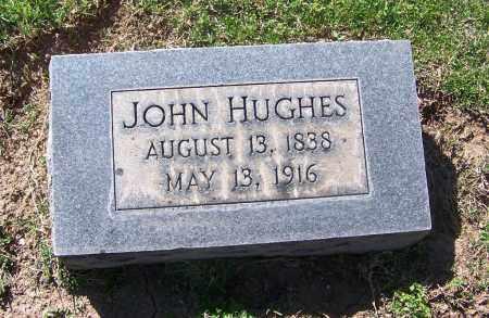 HUGHES, JOHN - Pima County, Arizona | JOHN HUGHES - Arizona Gravestone Photos