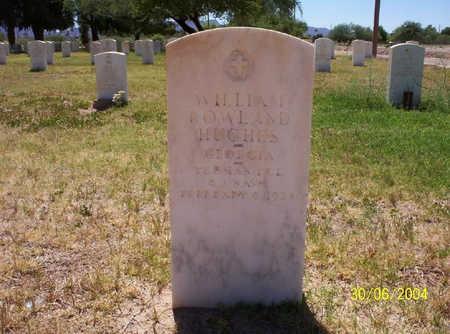HUGHES, WILLIAM - Pima County, Arizona | WILLIAM HUGHES - Arizona Gravestone Photos