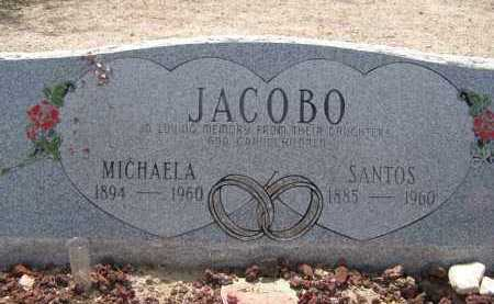 SOTO JACOBO, MICHAELA - Pima County, Arizona | MICHAELA SOTO JACOBO - Arizona Gravestone Photos