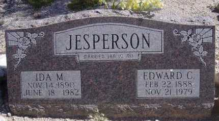 JESPERSEN, EDWARD C. - Pima County, Arizona | EDWARD C. JESPERSEN - Arizona Gravestone Photos