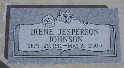 JOHNSON, IRENE - Pima County, Arizona | IRENE JOHNSON - Arizona Gravestone Photos