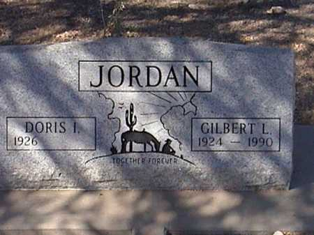 JORDAN, GILBERT L. - Pima County, Arizona | GILBERT L. JORDAN - Arizona Gravestone Photos