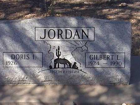 JORDAN, DORIS I. - Pima County, Arizona | DORIS I. JORDAN - Arizona Gravestone Photos