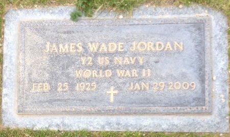 JORDAN, JAMES WADE - Pima County, Arizona | JAMES WADE JORDAN - Arizona Gravestone Photos