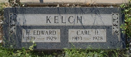 "KELCH, HEINRICH EDWARD ""HENRY"" - Pima County, Arizona | HEINRICH EDWARD ""HENRY"" KELCH - Arizona Gravestone Photos"