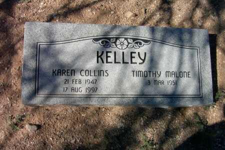 KELLEY, KAREN COLLINS - Pima County, Arizona | KAREN COLLINS KELLEY - Arizona Gravestone Photos