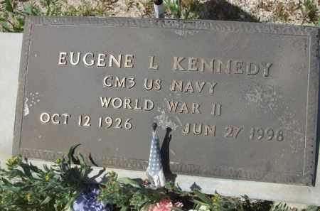 KENNEDY, EUGENE L. - Pima County, Arizona | EUGENE L. KENNEDY - Arizona Gravestone Photos