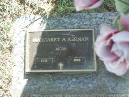 KERNAN, MARGARET ANN - Pima County, Arizona | MARGARET ANN KERNAN - Arizona Gravestone Photos